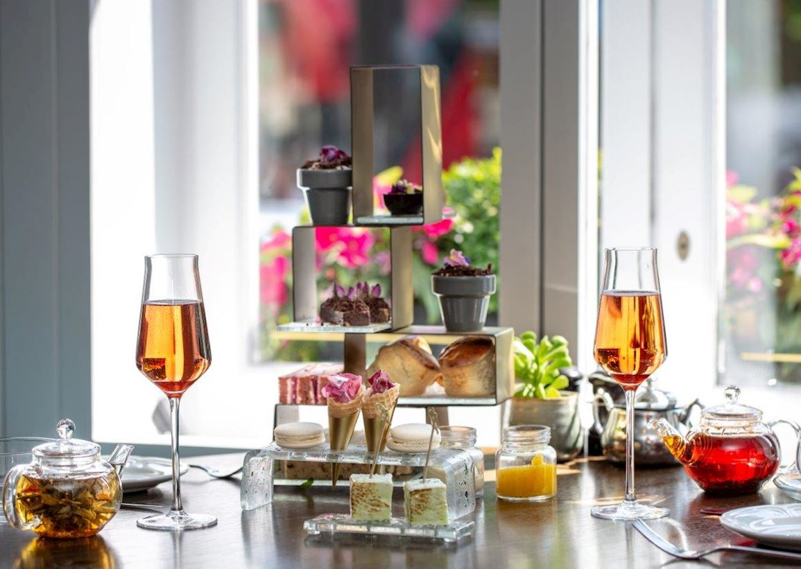 Botanical Afternoon Tea